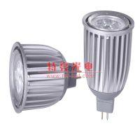 DC12V低压LED射灯 MR16深圳LED灯杯 特亮光电TEL-SH008
