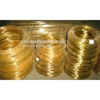 斯瑞特H62黄铜线,高弹性弹簧黄铜线材