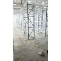 白色服装货架清新脱俗,杭州立野,优质冷轧钢,厂家直销支持非标定制