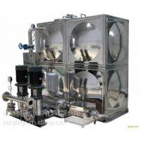 靖边厂家直销恒压变频无塔供水给水设备 靖边二次加压无负压变频供水系统 RJ-1151
