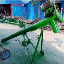 兴亚大庆市304不锈钢上料机 破碎料用螺旋喂料机 大管径螺旋提升机
