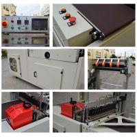 旺捷L型全封热收缩膜包装机专业生产