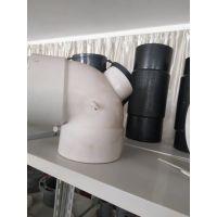 台州注塑模具加工制造各种自动脱PVC补心管件注射成型模具