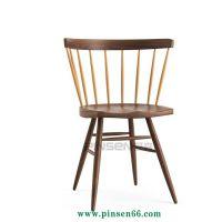 餐厅家具定制 实木椅子 咖啡厅实木餐桌椅子 西餐厅椅可定制