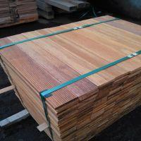 菠萝格 进口防腐木 尺寸可加工定制