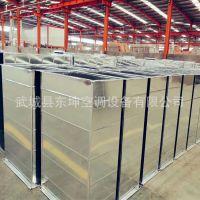 生产加工角钢法兰镀锌钢板风管,共板法兰风管,镀锌风管