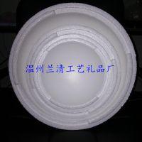 保丽龙空心泡沫球DIY手工制作材料彩绘雕刻白胚婚庆道具装饰圆球