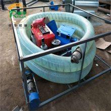 需要一台吸粮设备 多功能大产量吸粮机 润华牛筋管抽粮机