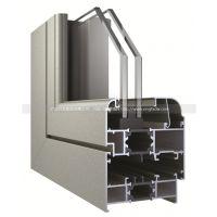 广东兴发铝材|定做生产加工铝合金建材|门窗|栏杆|断桥铝200人以上