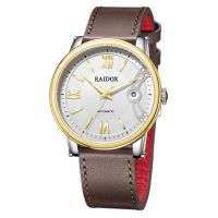 经典之作RAIDOX手表 商务机械手表 R008047
