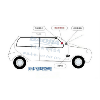 SD卡车载录像机|出租车动态视频监控