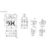 LZJC-10支柱式半封闭电流互感器 高压电流互感器 差动保护级