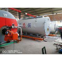 天然气锅炉,菏锅6吨燃气蒸汽锅炉,型号WNS6-1.25-Q,工厂直销