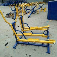 唐山户外单人健骑机奥博体育器材,室外健身器材新品,批发