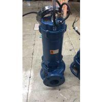 无堵塞切割泵65XWQ25-15-2.2应用于冶金造纸电力印染皮革厂专用泵