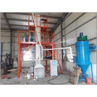 郑州荥阳永兴牌自动配料时产5吨砂浆生产线 干粉砂浆成套设备
