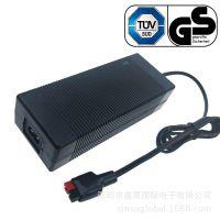 4.2V10A锂电池充电器 安德森接头XT60 4.2V10A充电器