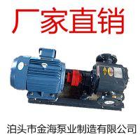 厂家供应WQCB29/0.6保温沥青泵 铸钢材质 耐高温耐磨齿轮泵