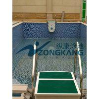 纵康50*25标准大型泳池_泳池恒温设备_温泉水疗设备