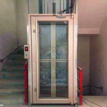 潍坊室内二层小型家用电梯厂家/安装需要多少钱
