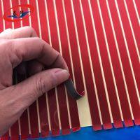 红膜白色强力泡棉双面胶 塑料金属粘接固定 EVA成型 泡棉胶垫