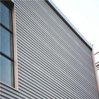 专供湖北|浙江金铄0.7-0.9mm 铝镁锰瓦楞板波浪板838型奔驰4S店外墙、新型厂房