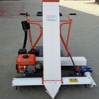 小麦玉米专用装袋机 自走式汽油谷物装袋机 操作简单