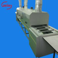 厂家直销自动化烘道流水生产线  老式烘道流水线隧道炉烘道线批发