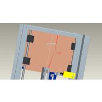 ATM/自助终端机平动闸门 ,ATM/自助终端闸门、门禁定制 长程多功能出货口防夹手闸门
