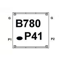 贴片隔离器 IL07BL0780ABE IL07BR0780ABE B780 partron