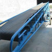 工厂不锈钢皮带输送机 兴亚粉料防滑带式输送机生产制作