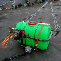 统一多功能喷雾器手推式果园打药机果树弥雾机