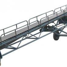 废品回收专用输送机 倾斜装车皮带输送机方便省时省力
