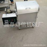 现货直销大型滚筒炒锅 50斤炒货机 滚卧式炒货机