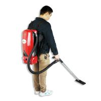 小型肩背式电瓶吸尘器飞机舱影院楼道清洁用吸尘器