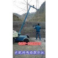 水泥砖捡砖机装车机水泥砖码垛机