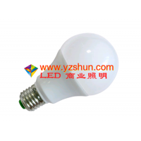 Yzshun亿智顺科技LED球泡灯节能灯塑包铝球泡灯E27球泡灯