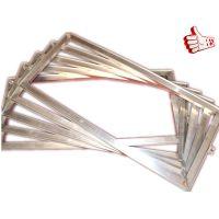 25*38型材的丝印铝合金网框厂家直销来嘉美