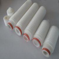 PP微孔折叠滤芯 嘉硕环保滤器供应