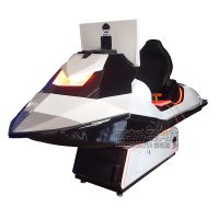 VR战舰 混乱战舰 室内大型电玩城 vr游戏体验馆体感游戏机设备
