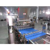 全自动在线奶油侧注芯机 煜丰烘焙机械厂家