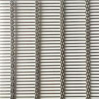 丝美艺软装XY-4356不锈钢网304 合股编织网 轧花金属网 河北生产