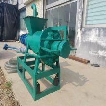 江苏纸浆脱水分离机 肉牛场水冲粪便分离机 环保脱水甩干机