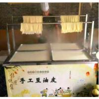 饭店专用石磨养生豆皮机腐竹机 绿色环保豆皮机