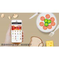 深圳智铺子微信点餐系统格局是如何形成的