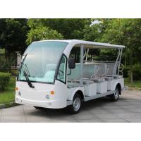 郑州玛西尔14座电动观光浏览车 游乐场公园用电动观光车DN-14F