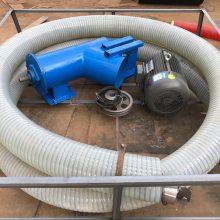 高效省力吸粮机 汽油软管输送机 塑料颗粒上料机