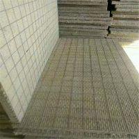 双面钢网插丝岩棉板哪里有厂家 外墙岩棉复合板 富达