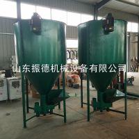 畜牧机械立式饲料搅拌机 饲料混合机 养殖专用设备 振德供应