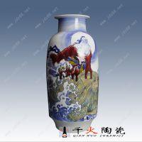 景德镇陶瓷花瓶摆件批发,陶瓷花瓶图片